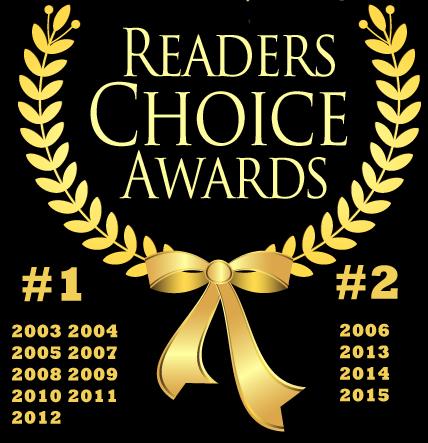 readers choice wreath